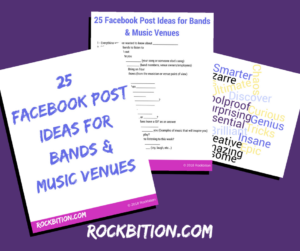 25 Facebook Post Ideas