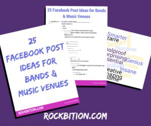 25 Facebook Post Ideas